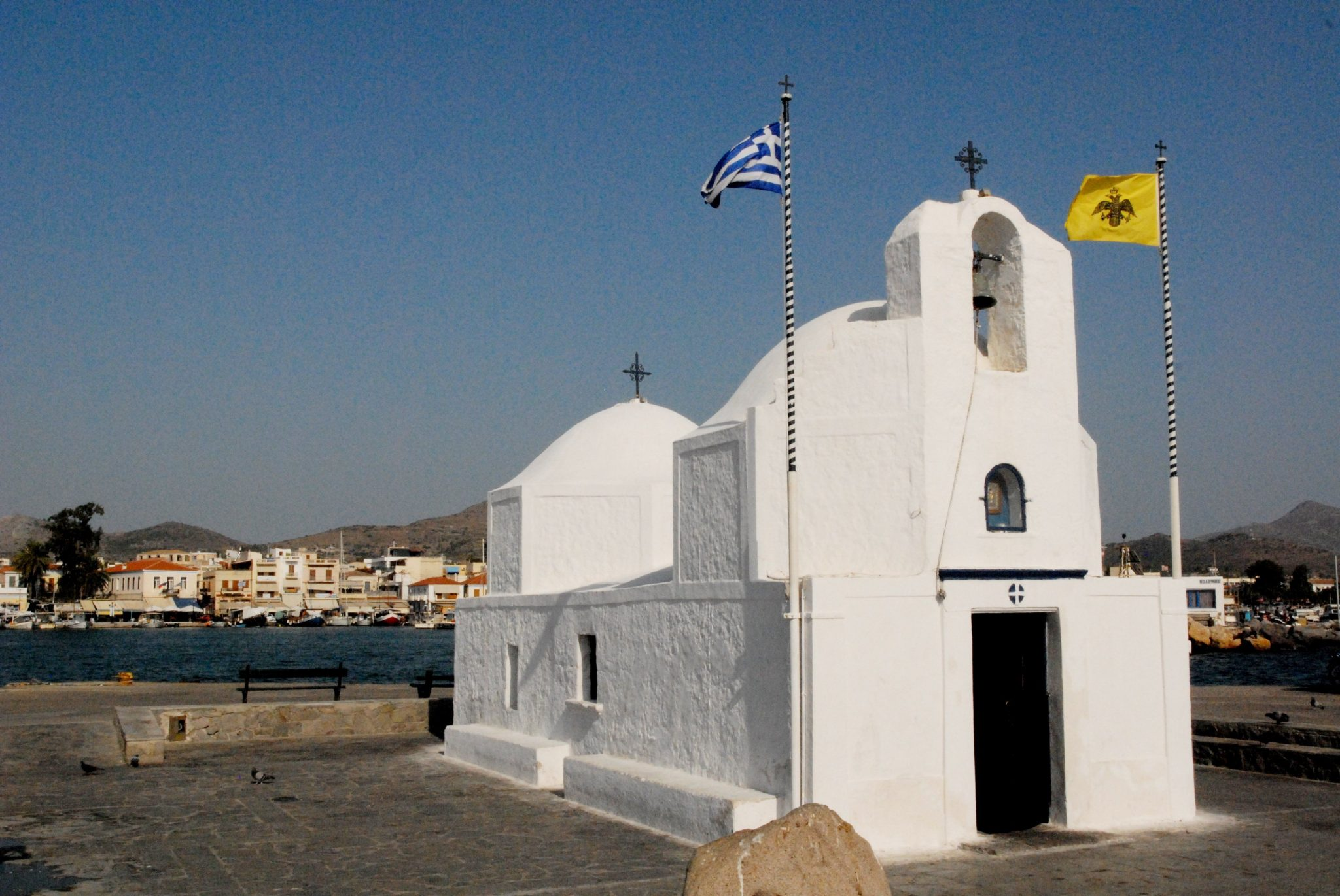 church of Agios Nikolaos in Aegina