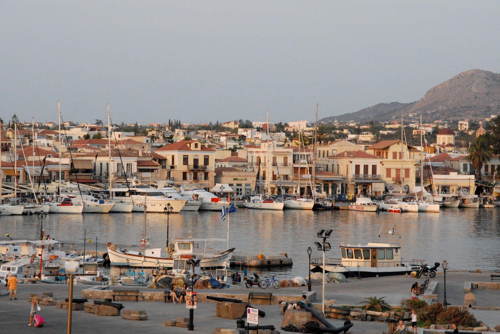 Aegina island vacations Athens