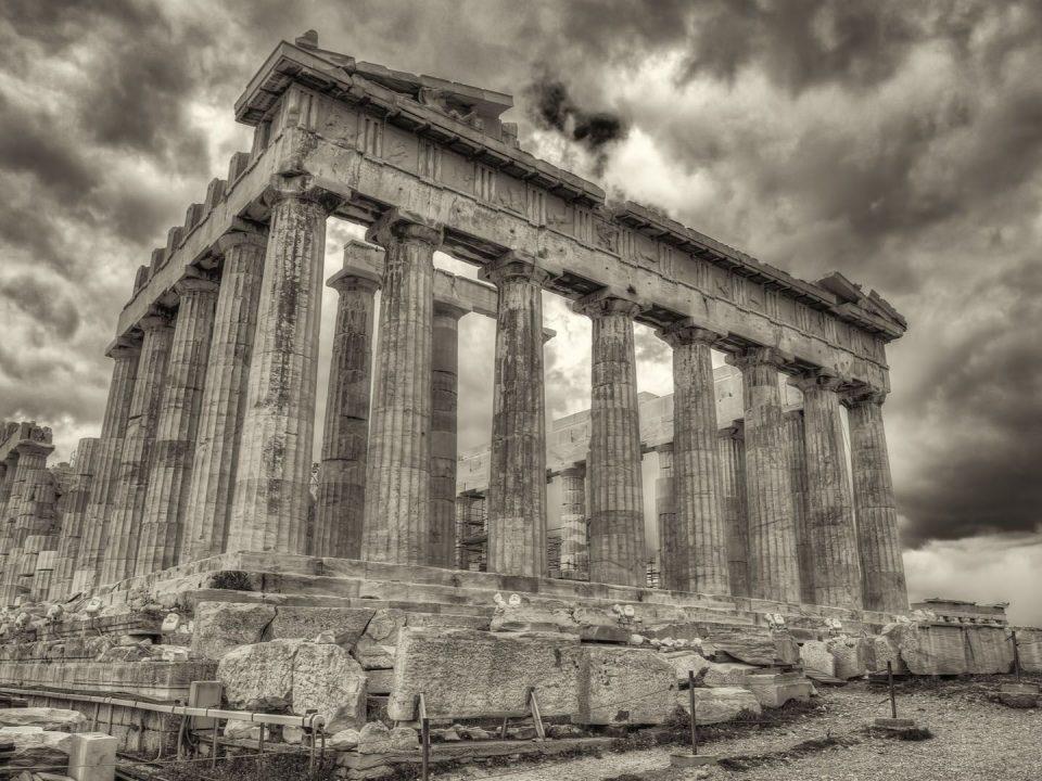 Acropolis, Parthenon, History, Athens, Attica