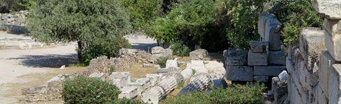αρχαία αγορά της Αθήνας