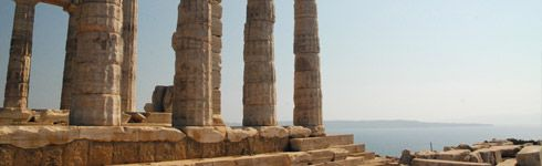 Temples of Poseidon Sounion