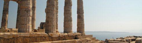 Ναοί του Ποσειδώνα και της Αθηνάς, Σούνιο