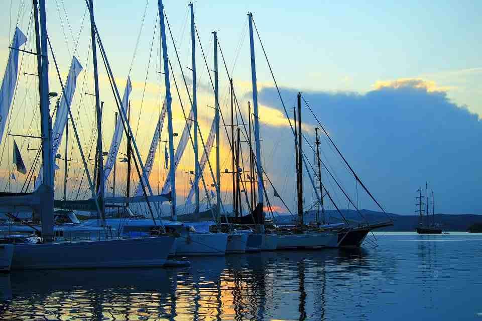 Poros island Sfera Kalavria