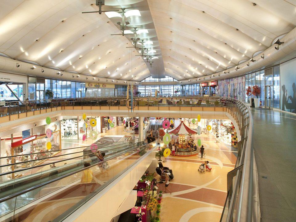Avenue shops Maroussi
