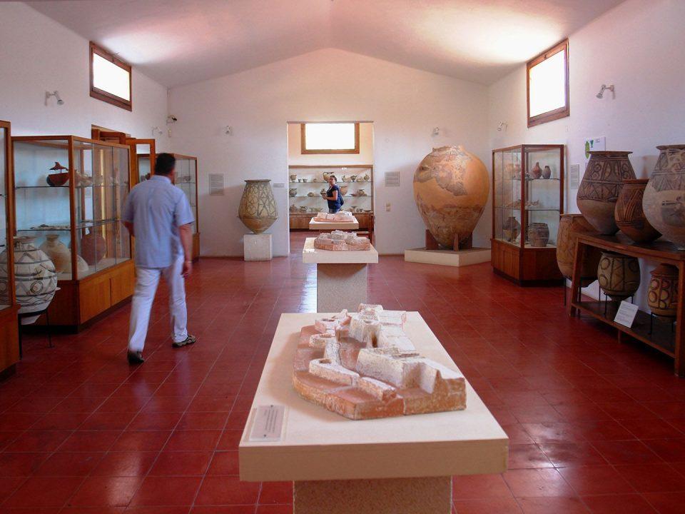 archaeological museum of Aegina