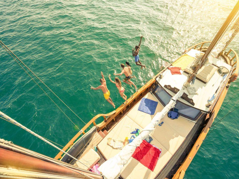 Σαρωνικός island hopping