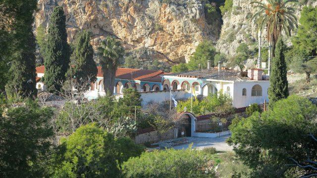 Agios Nikolaos Monastery Salamina