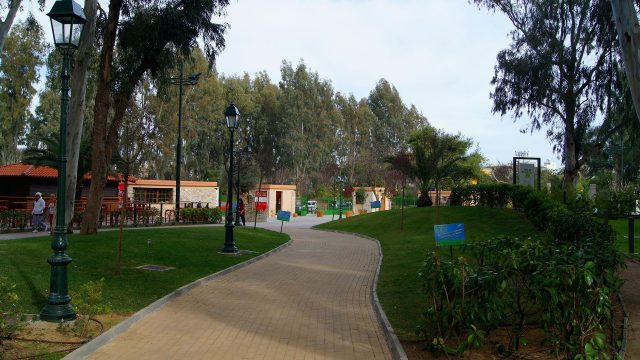 Alsos Peristeri public park
