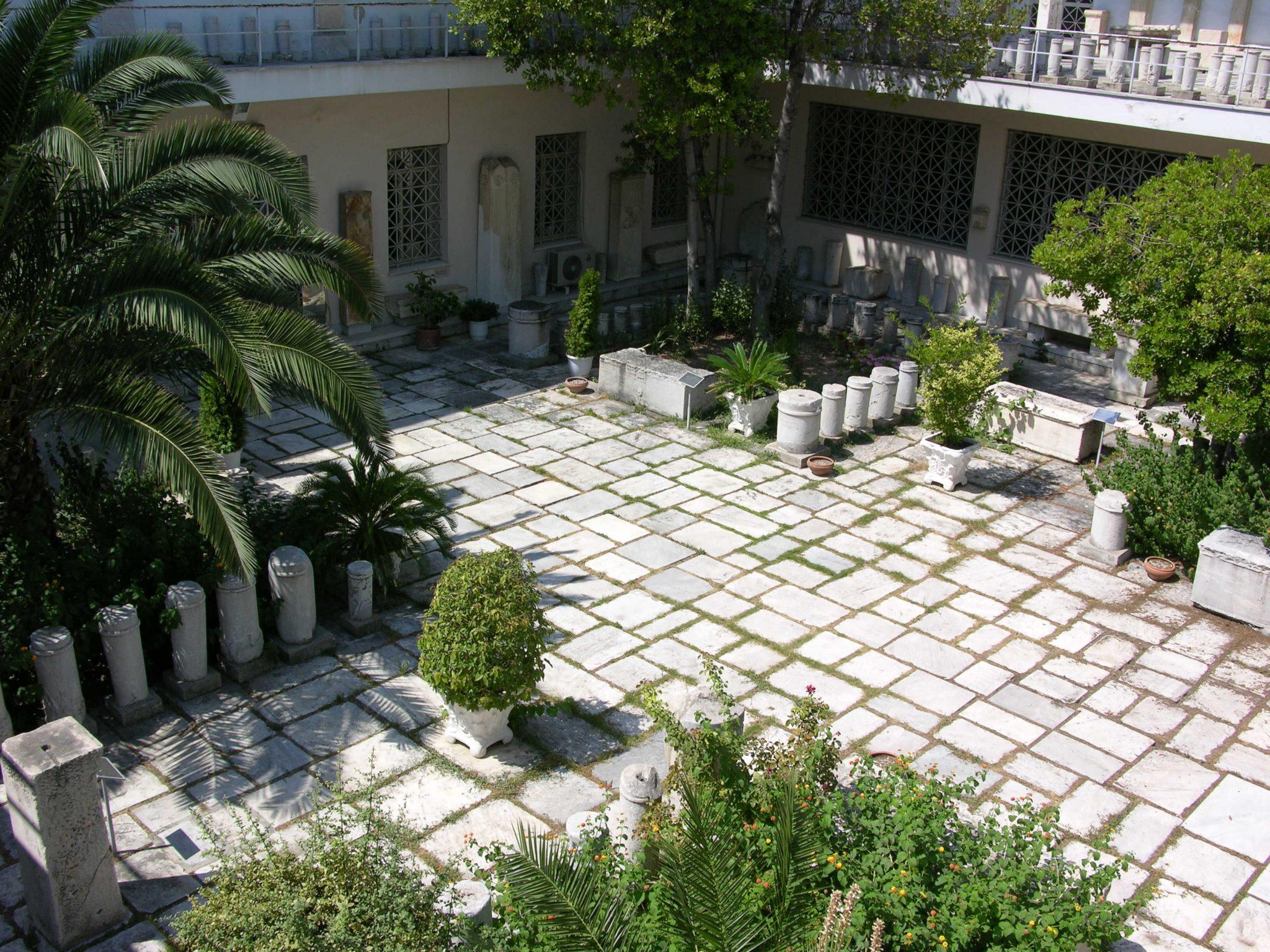 Epigraphic Museum Athens