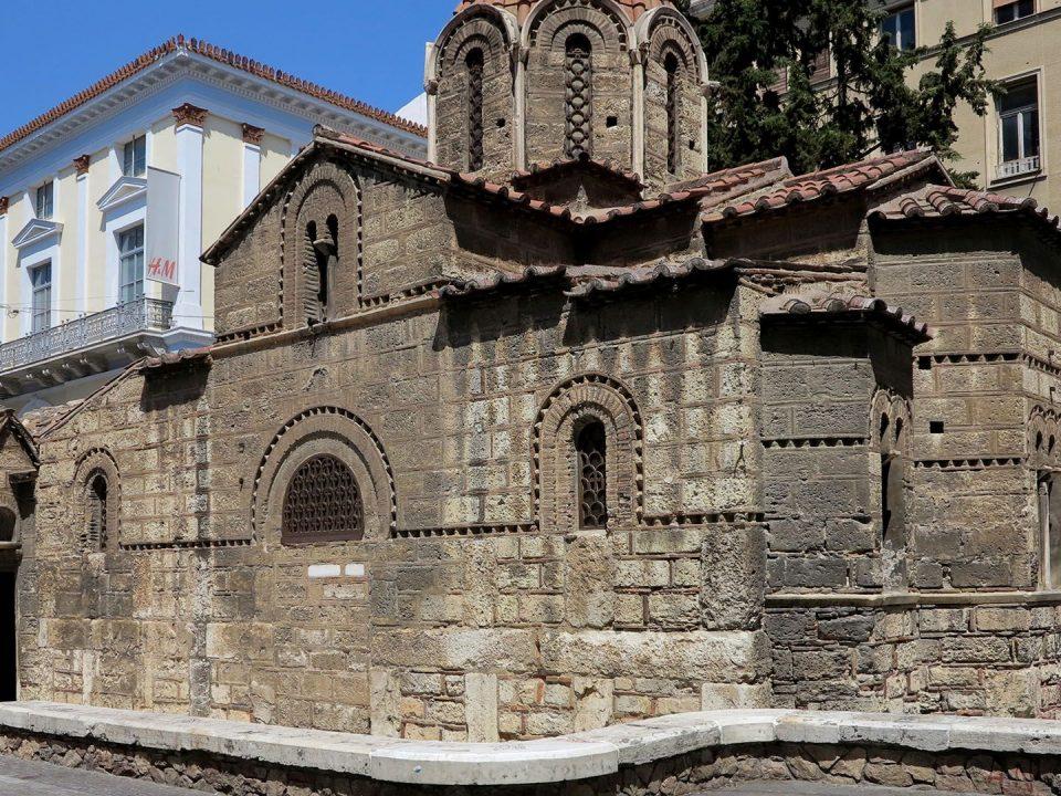 Ο λόφος της εκκλησίας χρονολογείται