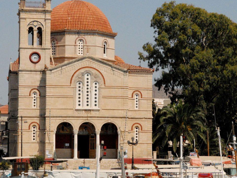 Panagitsa Church Aegina