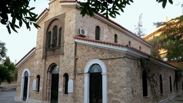 Saint Fotini Athens temple