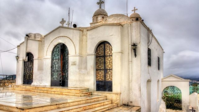 Saint George church Lycabettus