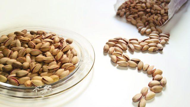 Aigina peanut festival bowl