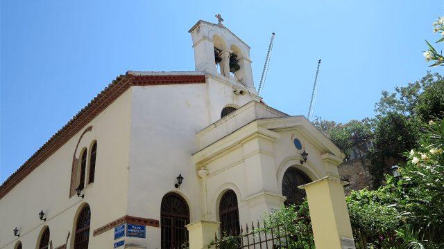 Chrysokastriotissa church Athens basilica