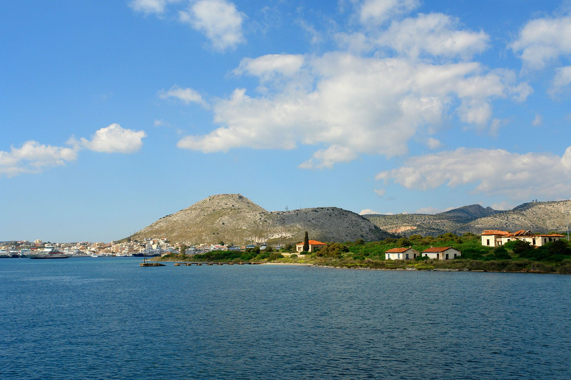 Salamina, Sea, Beaches, Monasteries, Attica, Salamis – The island easiest to reach