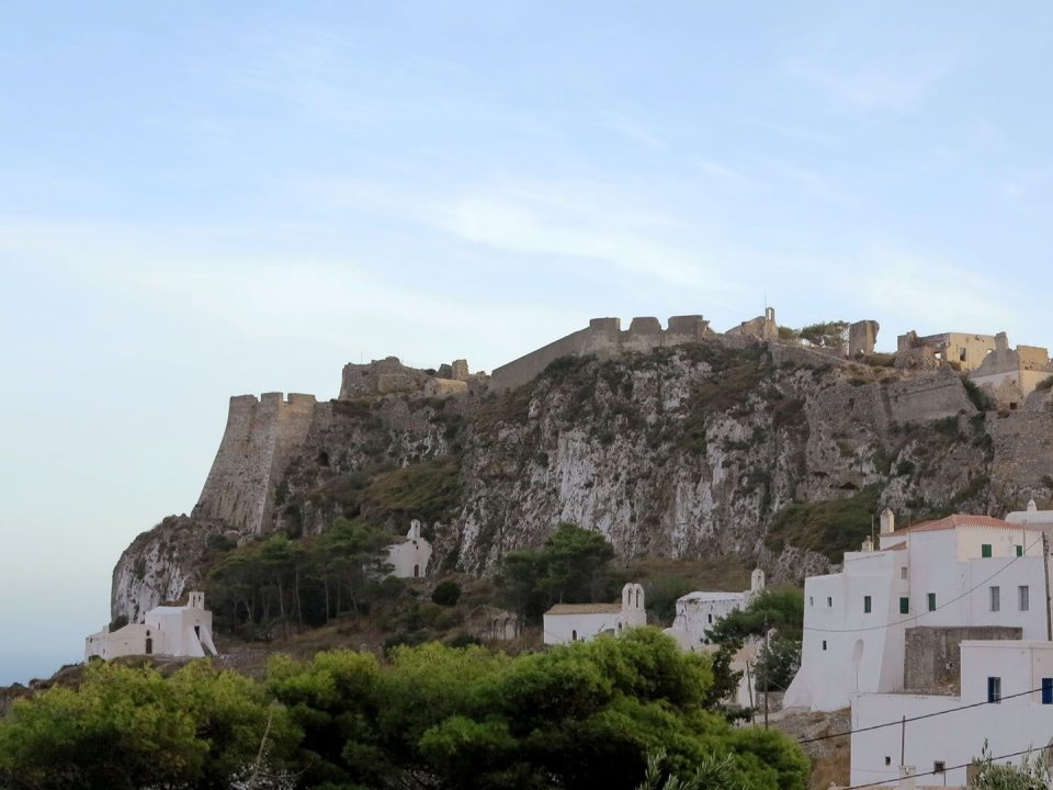 Castle Medieval Kythera Κάστρο Μεσαίωνας Κύθηρα