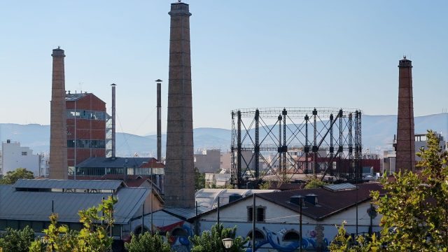 The Gasworks Plant (Gazi)