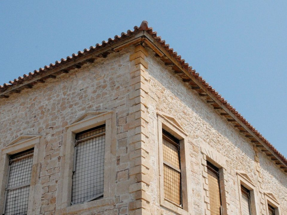 orphanage Vallianos church conservatory ορφανοτροφείο Βαλλιανός ναός μουσείο