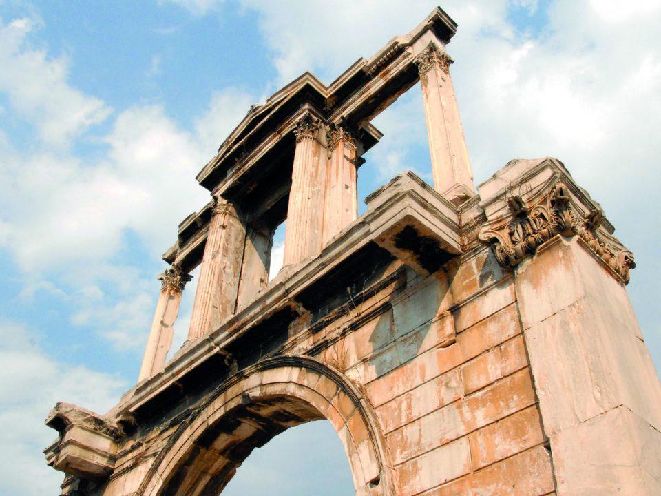 Tower winds monument Andronicus Πύργος άνεμος ναός Ανδρόνικος
