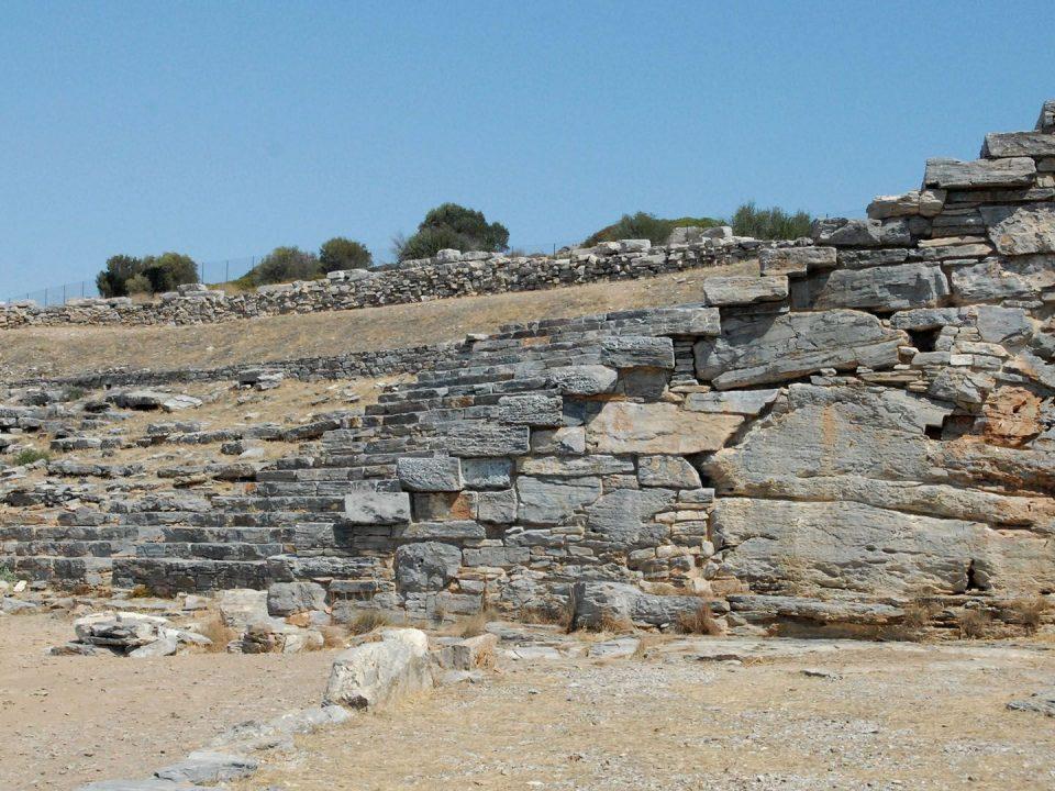 Θορικός αρχαίο θέατρο Αττική