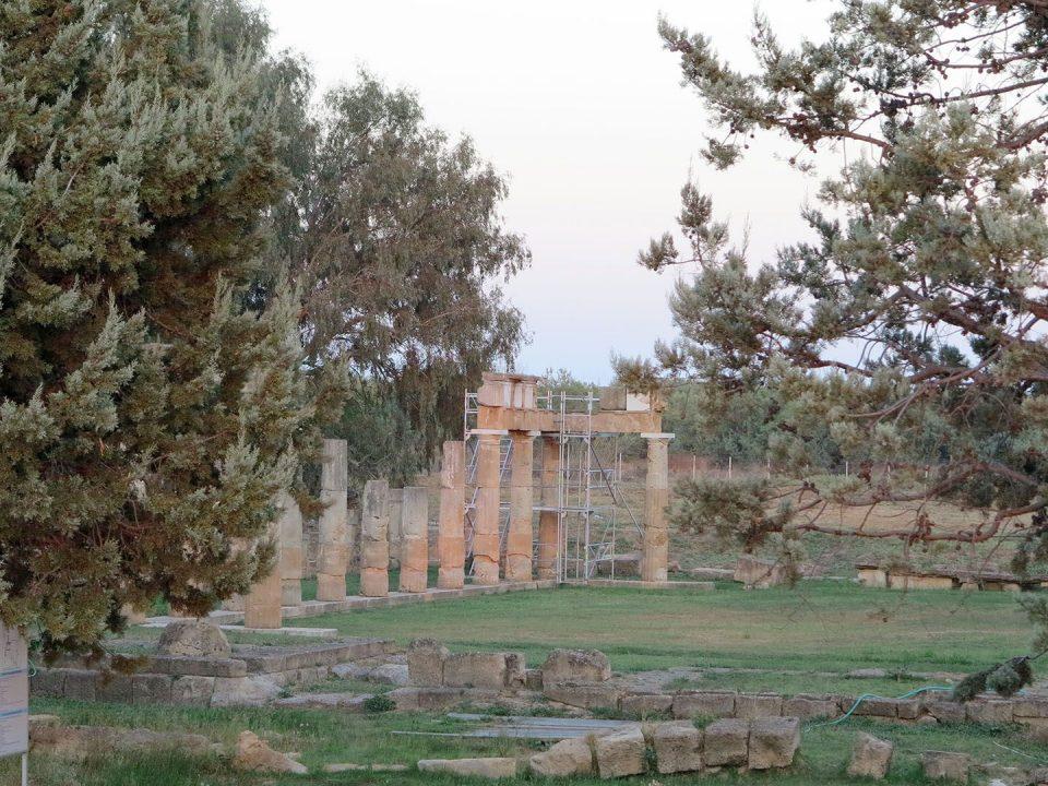 Βραυρώνα αρχαιολογικός χώρος