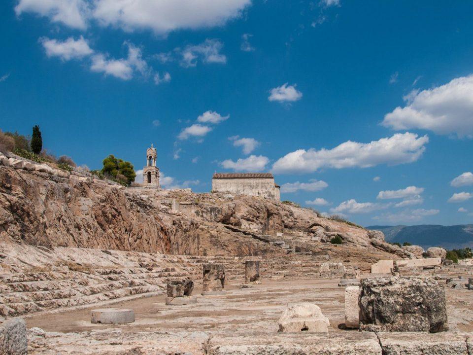 Ελευσίνα, Πέτρα