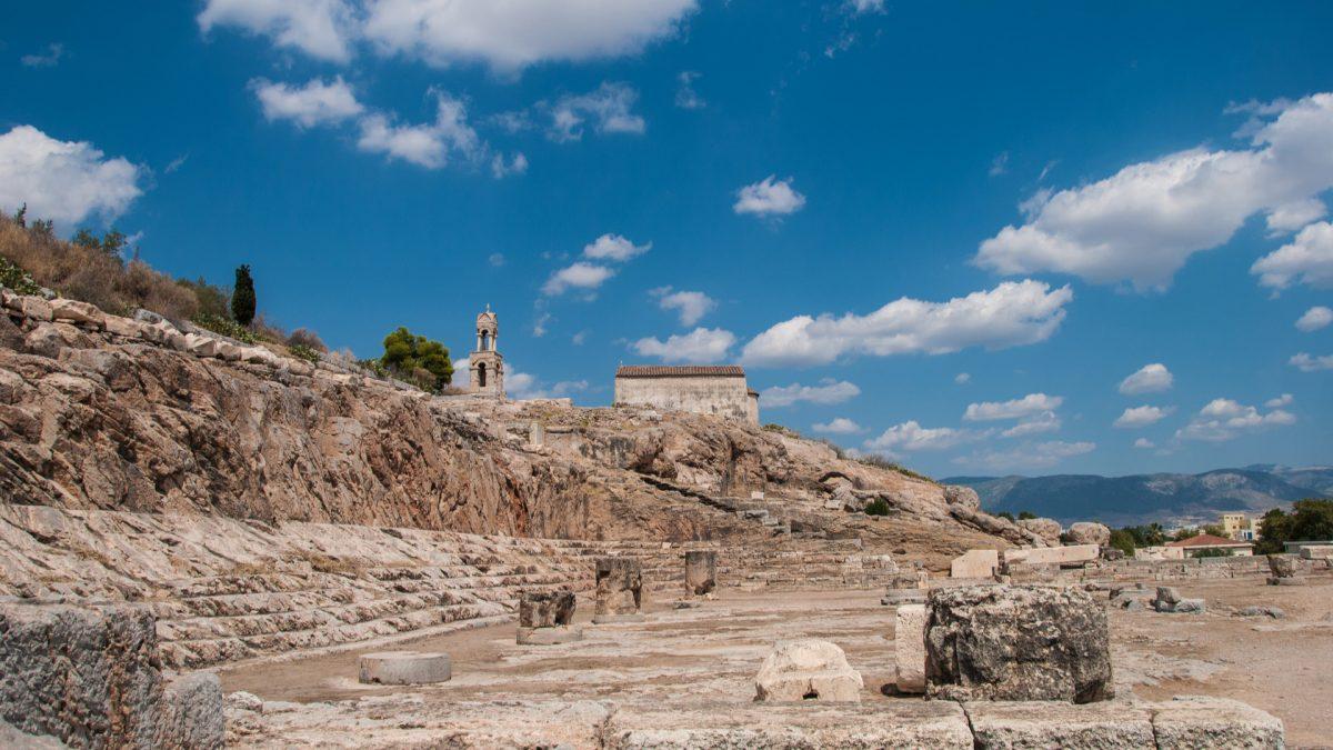 Eleusis – Seeking ancient rituals, Eleusis, Attika
