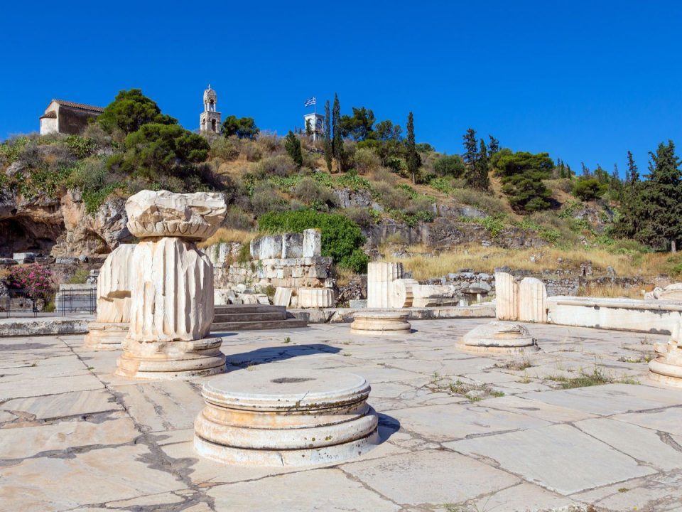 Eleusis – Seeking ancient rituals, Eleusis, Attika, Archaeological Site of Eleusis