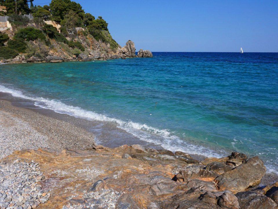 Ερωτοσπηλιά, Πόρτο Ράφτη, Παραλία, Θάλασσα, Αττική