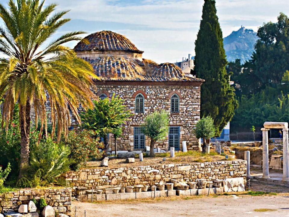 Φετιχιέ Τζαμί, Αθήνα, Αττική, Τζαμί, Πολιτισμός, Ιστορία