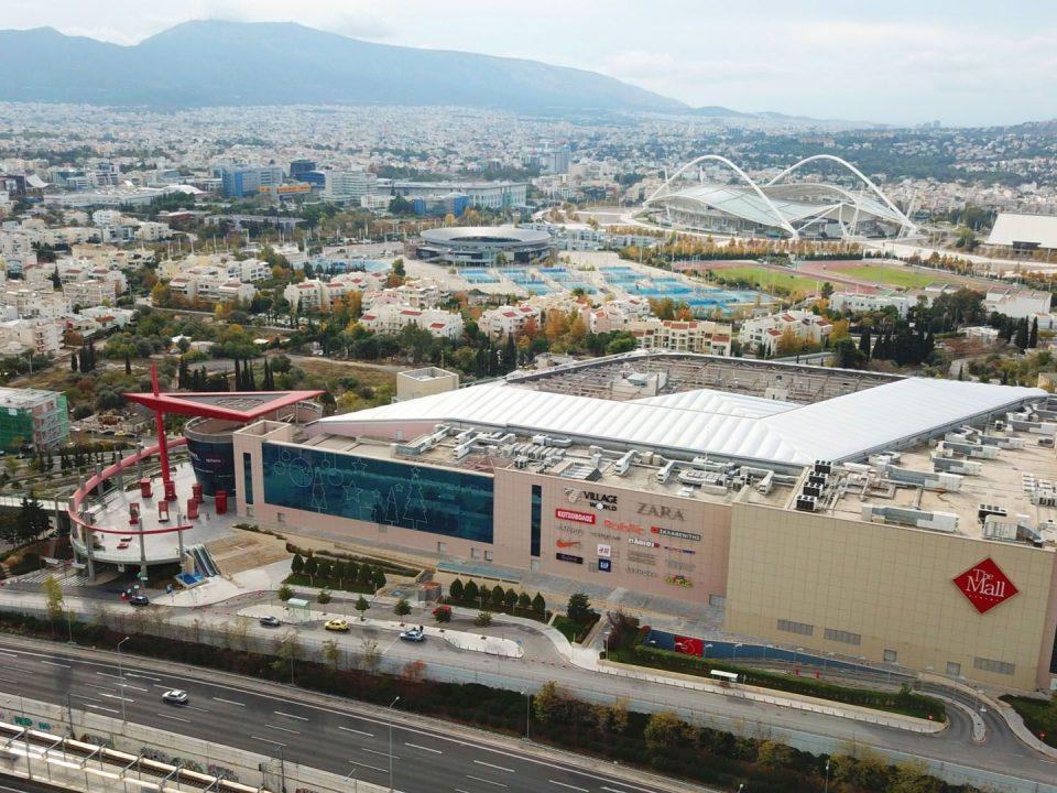The Mall, Shopping Center, Shopping, Athens, Attica