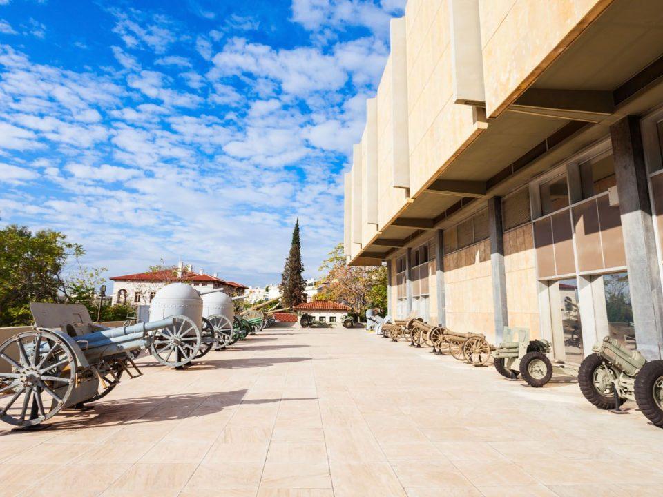 War Museum of Greece, Museum, Greece, Athens, Attica