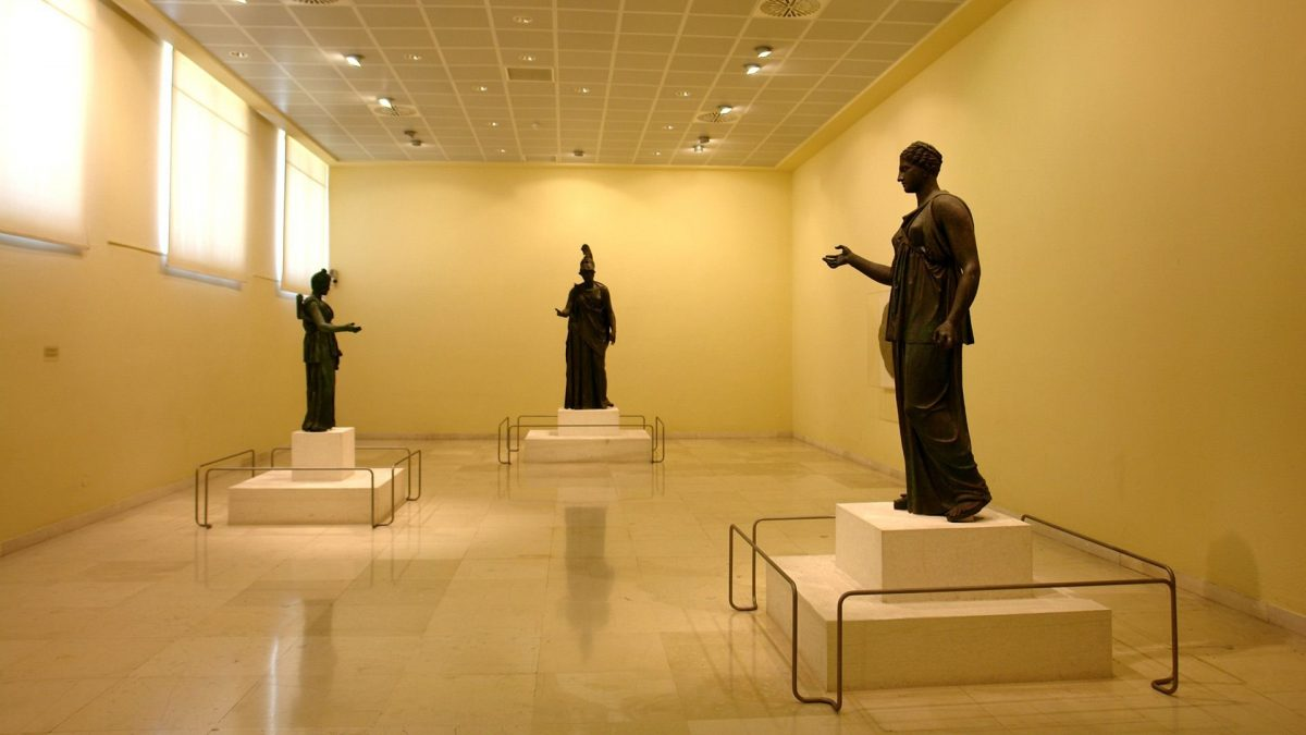 Acropolis, Museum, Exhibition