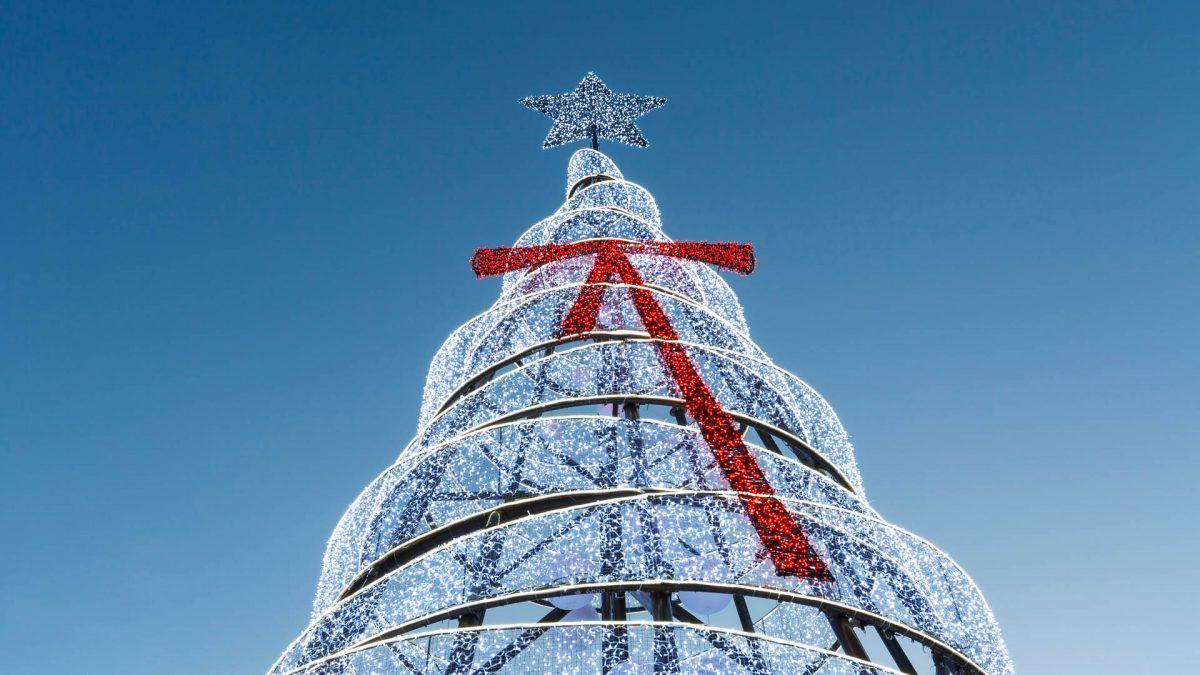 Christmas , Athens, tree