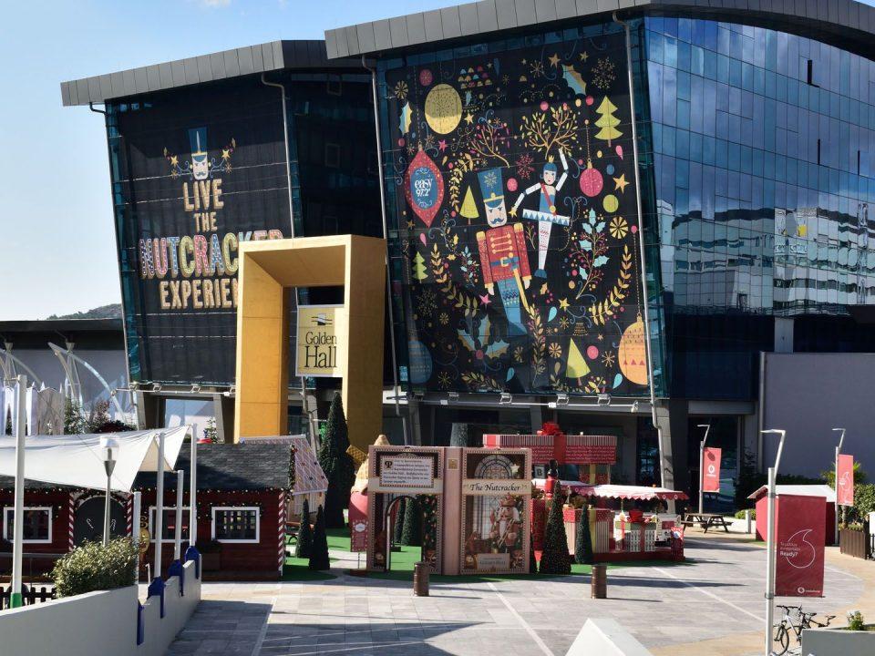 Golden Hall, Shopping Center, Athens, Attica