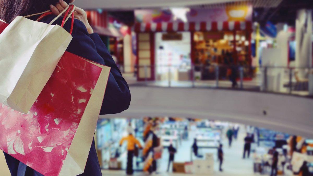 Attica, Shopping