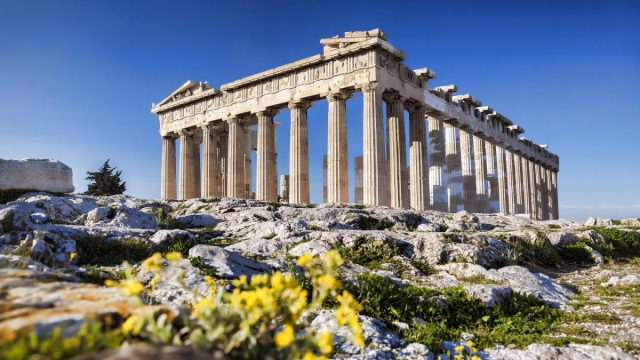 Acropolis, Attica