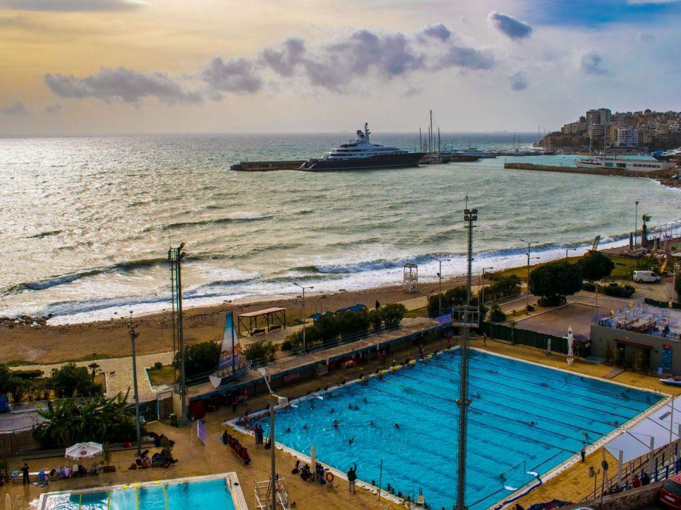 Votsalakia, beach, Piraeus, Attica