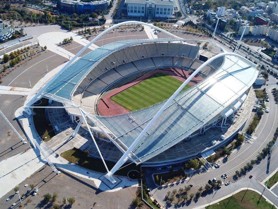 Αθλητικά Κέντρα & Στάδια, Αθήνα, Στάδια, Αθλητικά Κέντρα, Αττική
