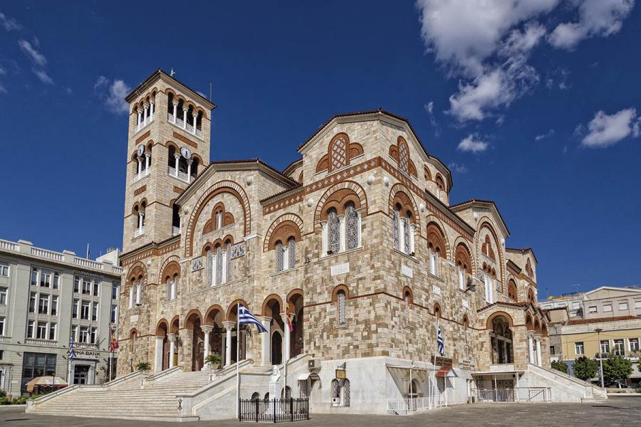 Holy Trinity, Church, temple, Attica, Piraeus