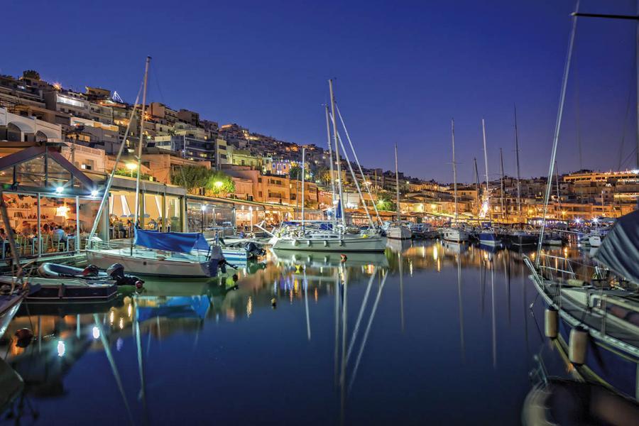 Mikrolimano, Piraeus, Athens, Attica, Port