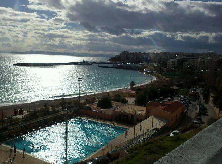 Swimming Pool, Votsalakia, Piraeus, Attica