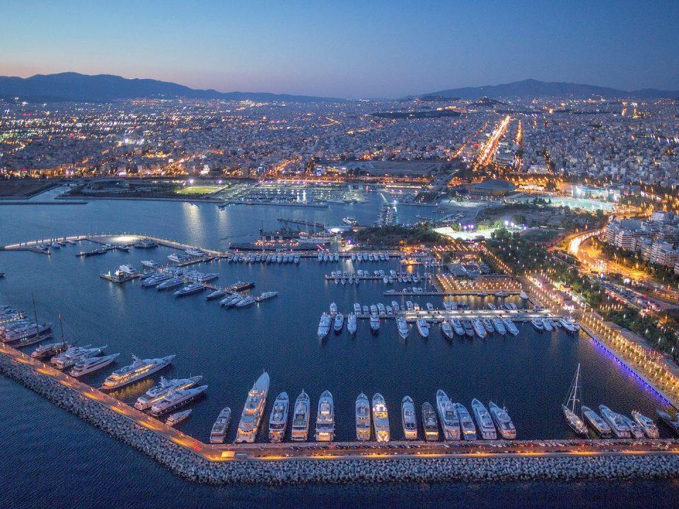 μαρίνα, σκάφη Αθήνα, Αττική