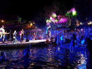 Poros festival art island