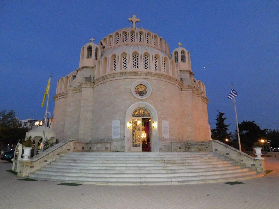 Church, Saints, Constantine, Eleni