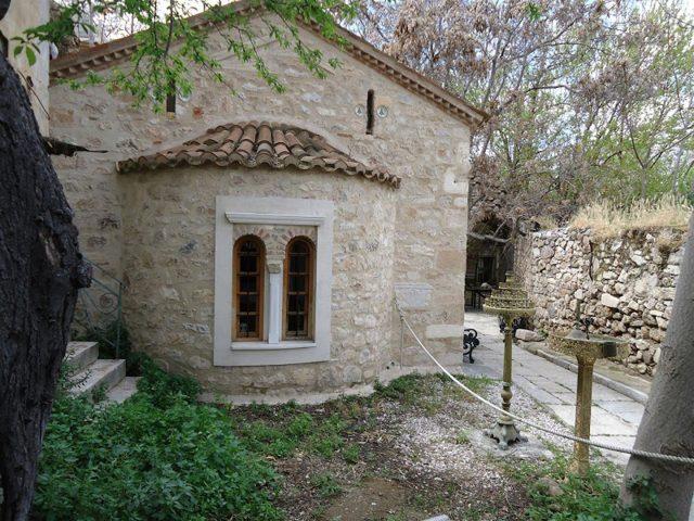 Agios, Elissaios