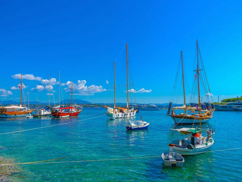 Ligoneri, Greece, sea, boats