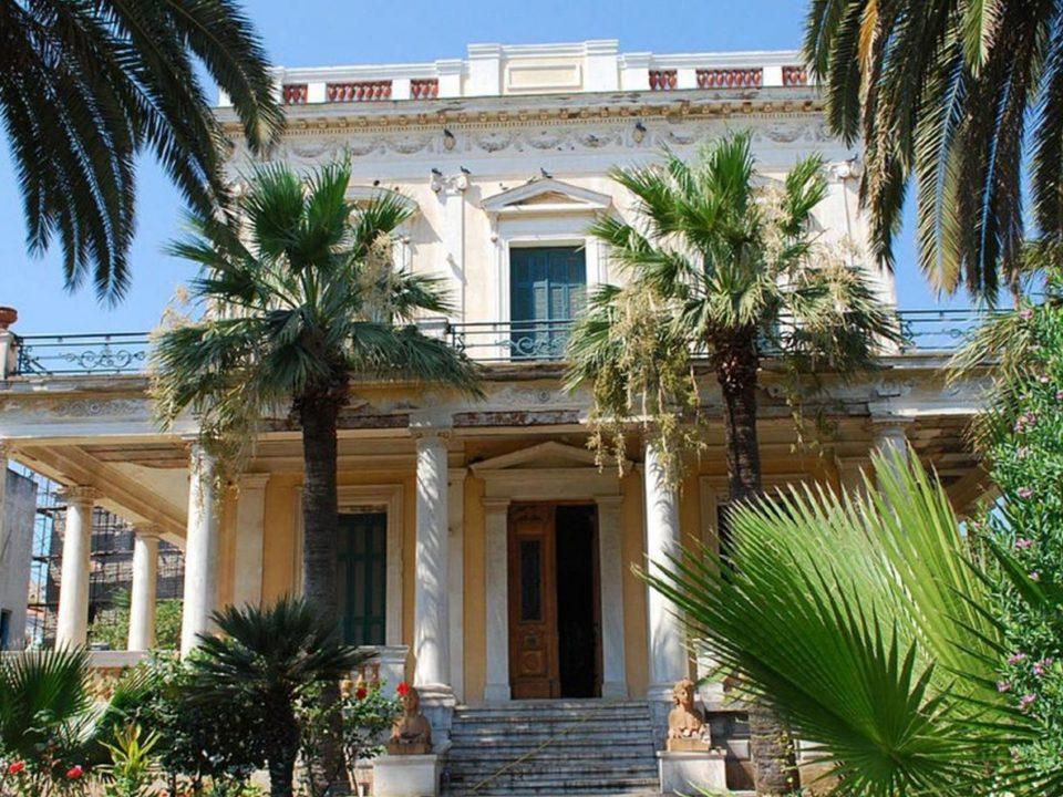 Sotirios, Anargyros, Mansion