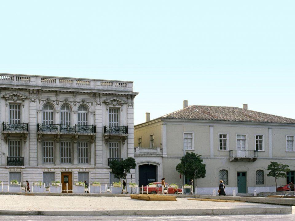 Vouros, Eftaxias, Residence